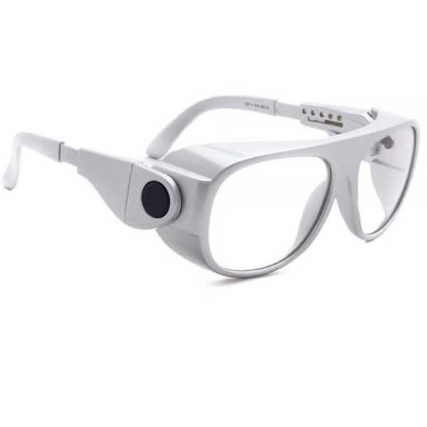 gafas grandes para sobreponer en las gafas graduadas