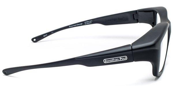 gafa radiológica para sobreponer en gafas de prescripción
